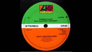 Watch Roberta Flack Back Together Again video
