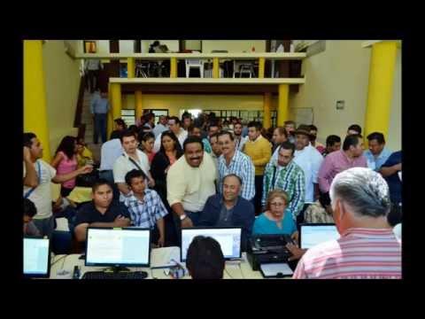 Ing. Raúl Tadeo Nava se registro ante el PRD como pre candidato Cuautla