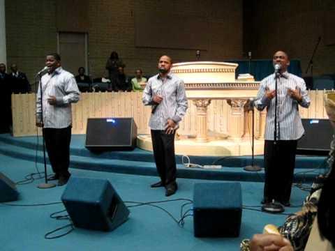 Pastor Tim Rogers  &  The Fellas singing Angels