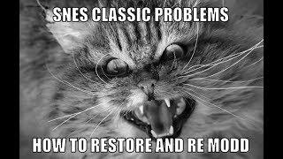 snes classic edition kernel repair