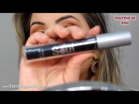 Maquiagem Coral Primavera Verão ჱܓ ~ Extravaganza por Van Almeida