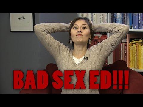 Bad Sex Ed video