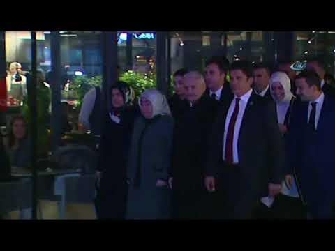 """Başbakan Yıldırım """"Ayla""""Filmini İzledi"""