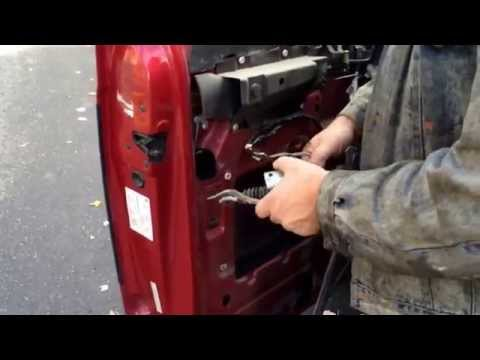 Replace Power Door Lock Actuator Chevy Astro or GMC Safari Van