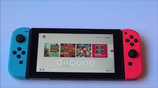 How to Set Up a Nintendo Switch Account for beginners