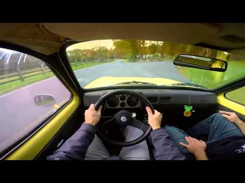 Driving a Surviving 1976 Chevrolet Chevette