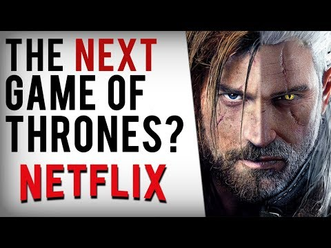 The Witcher TV Series - Next Game of Thrones? Everything We Know! (Netflix's Answer To HBO's GoT?)