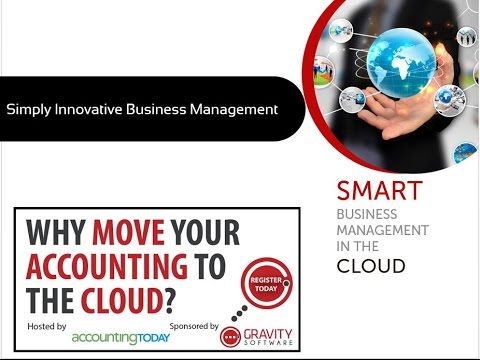 Why Move Your Acounting To The Cloud? Hosted by Accounting Today