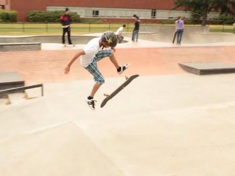 360 Flip Late Flip - Austin Thongvivong