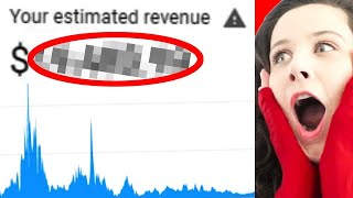 Exactly How Much YouTube Paid Us For A 10,000,000 Viewed Video