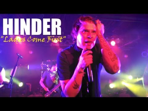 Hinder - Ladies Come First
