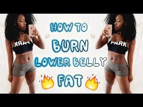 How to Burn Lower Belly Fat | Scola Dondo