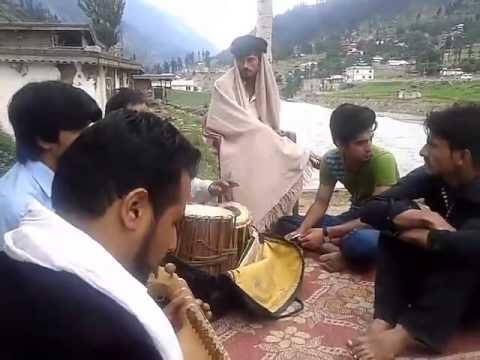 Pashto New Mast Rabab Mange Tang Takor At Swat Kalam