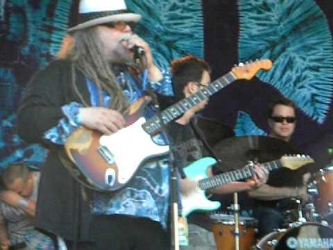 Papa Mali Band With Fred Wesley&Bernie Worrell @ Bear Creek Festival 2009