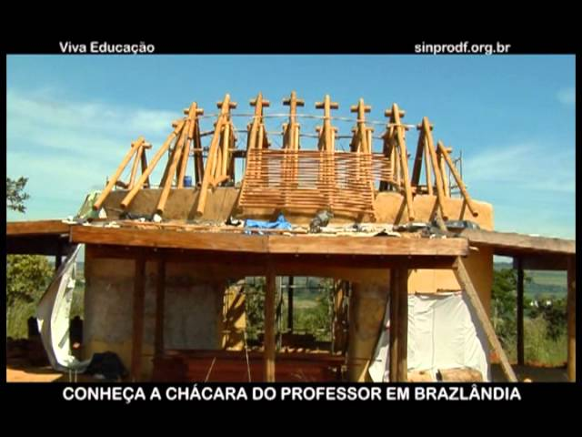 Chácara do Professor é destaque do Programa Alternativo