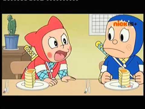 Ninja Hattori Nick HD + Tv Hindi Very Nice Cartoon Story January 17 thumbnail