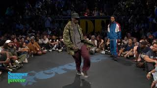 Joseph Go vs Alex the Cage FINAL Hiphop Forever - Summer Dance Forever 2019