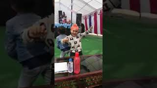 #fateh #gunnu #punjabi dance #kids #enjoying #punjabi music
