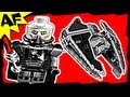 SITH FURY Class Interceptor - Lego Star Wars Set 9500 Animated Building Review