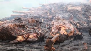 BBQ Capital of the World - Owensboro BBQ Fest 2017