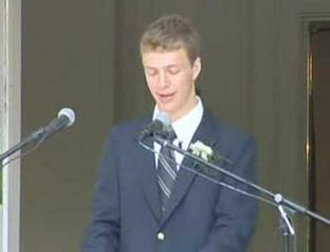 Best Graduation Speech Ever