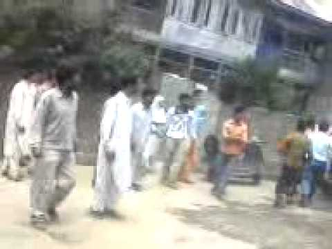 Indian brutal forces injuring & killing kashmiries-II