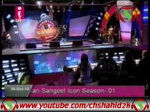 Ali Asad Sun Re Sajania Pakistan Sangeet Icon 1 Episode 13 video
