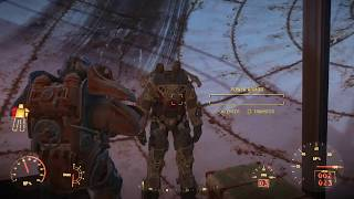 Fallout 4 - The Lost Patrol, looting the site and finding the Scribe Faris Holotape