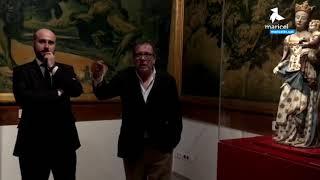 Centenari Maricel exposa art medieval i resol misteris
