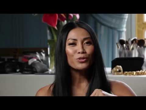 Anggun - Grace (Perfume) (Making Of - English)
