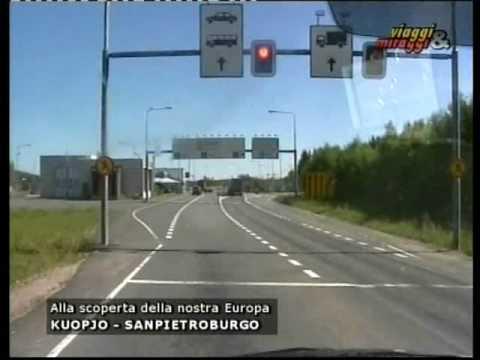 Diario di Viaggio:  puntata  11/17 – da Kuopjo a SanPietroBurgo