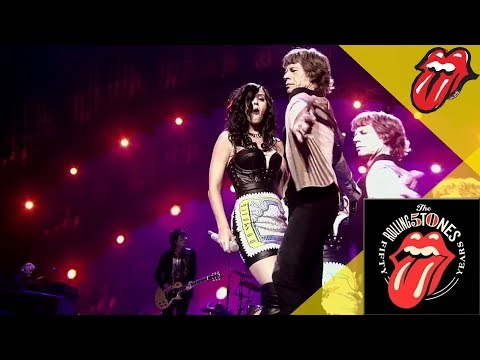 The Rolling Stones & Katy Perry - Beast Of Burden - Live - By Request