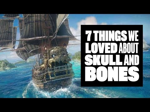 7 Things We Loved About Skull And Bones - Skull And Bones PC Gameplay