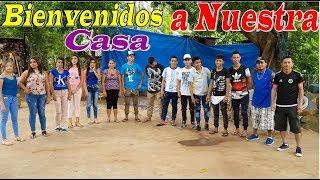1- Bienvenidos a Nuestra Humilde Casa - Convivio El Salvador Familia Parte 1