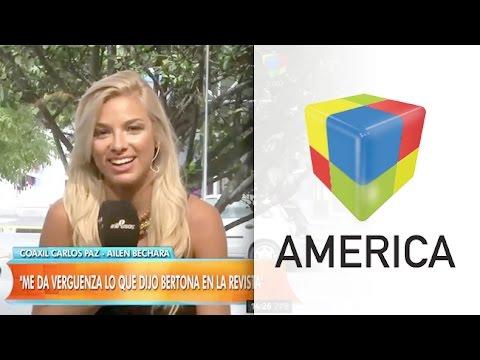 "Ailen Bechara: ""Sigo enamorada de Bertona"""