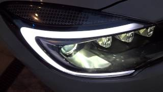 Citroën DS3, nuovi fari Xeno Full LED