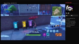 Fortnite random playground and  playing with some friends