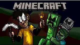 Playing Minecraft Mini-games! #Roadto800