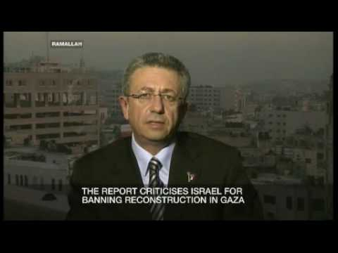 Inside Story - The world has failed Gaza: Report - 23 Dec 2009