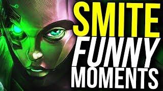 OMAE WA MOU SHINDEIRU! (Smite Funny Moments)