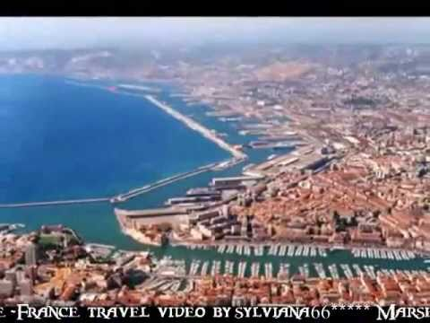 Marseille-France travel video