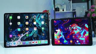 Why you should CHOOSE the Galaxy Tablets (Tab s3 or s4) over iPad pro 2018.