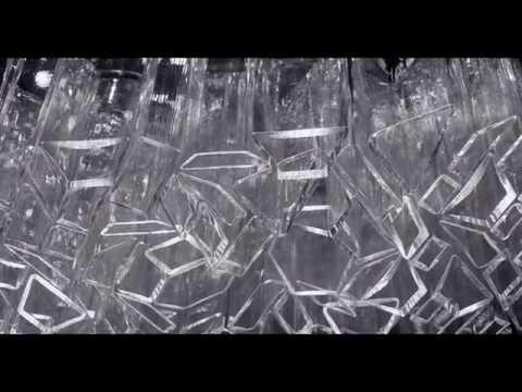 Lasvit - Ice by Daniel Libeskind
