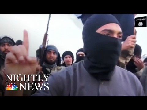 Paris Terror Attack Inspired By ISIS | NBC Nightly News