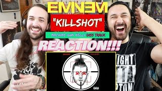 "EMINEM - ""KILLSHOT"" (MGK Diss Track) 