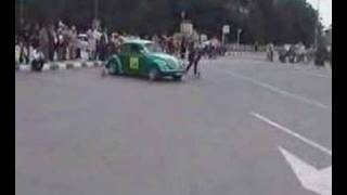 vw bug special race