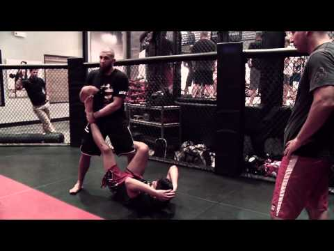 Dragon's Den MMA Charity Training Event, Episode 7, Ground & Pound with Court McGee Image 1