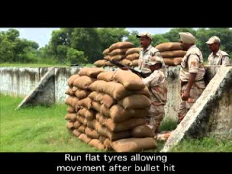 TATA Motors Defence Solutions Video VOB