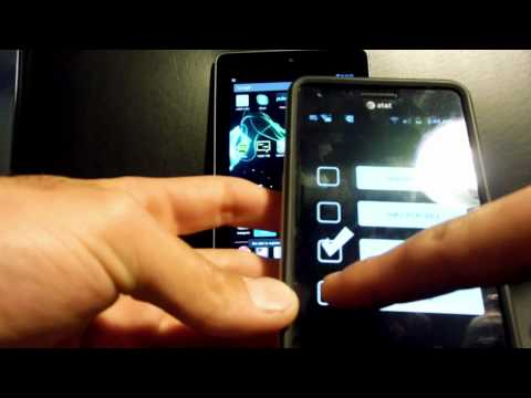 Tablet Remote (Control Your Tablet From Your Phone!)