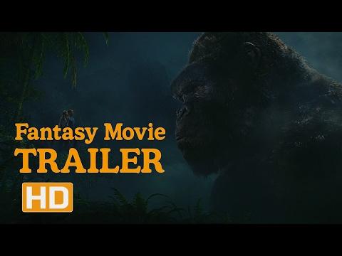 KONG SKULL ISLAND 콩 스컬 아일랜드 Trailer #1 (2017) Movie 영화예고편